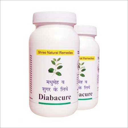 Diabacure for Diabetes