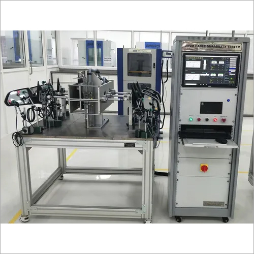 ORVM Cable Durability Tester
