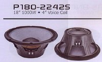 P180 22425 4 Inch Voice Call Speaker