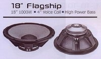 18 Inch Flagship High Power Bass Speaker