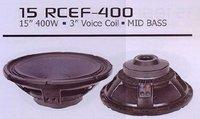 15 RCEF 400 Mid Bass Speaker