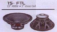 15 FTL 3 Inch Voice Call Speaker