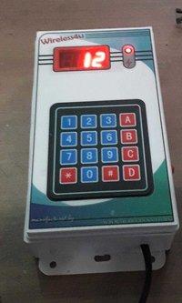 Wireless Smart Token Number Display