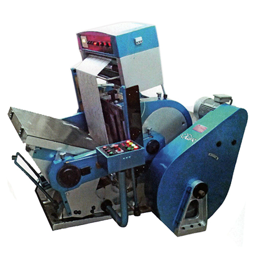 Die Punching Creasing & Embossing Machine