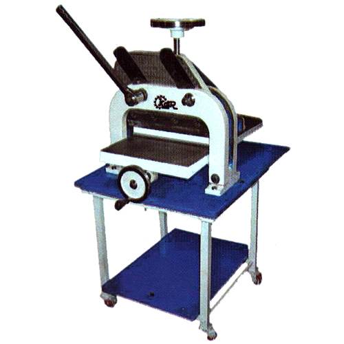 Table Top Paper Cutting Machine Hand Operated