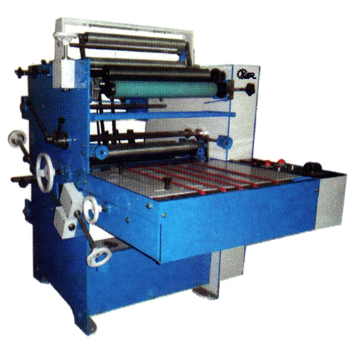 Window Cum Plain Film Lamination Machine