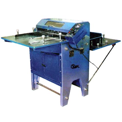 Sticker Half Cutting Creasing & Perforating Machine