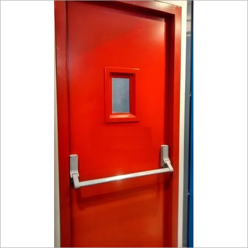 Toshi 2 Hours fire rated manual swing door