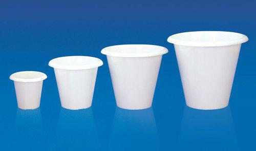 Simple pots