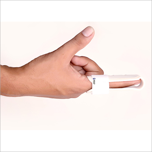 Curved Finger Splint