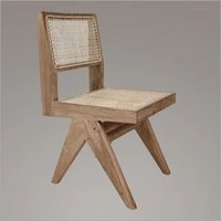 Pierre Jeanneret Armless Chair