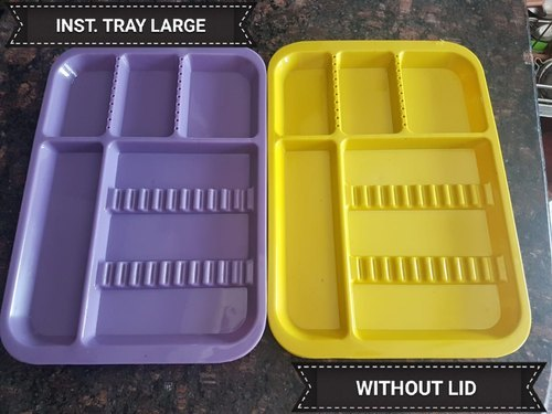 Instrument Tray Without Lid
