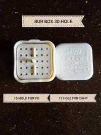 Bur Box -30 Holes