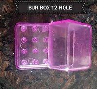 Bur Box -12 Holes