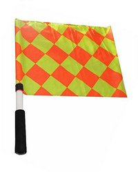 Linesmen Flag Diamond Design