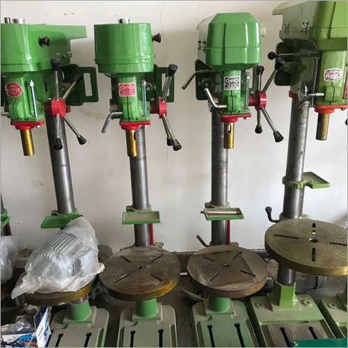 Heavy Duty Pillar Drill Machine
