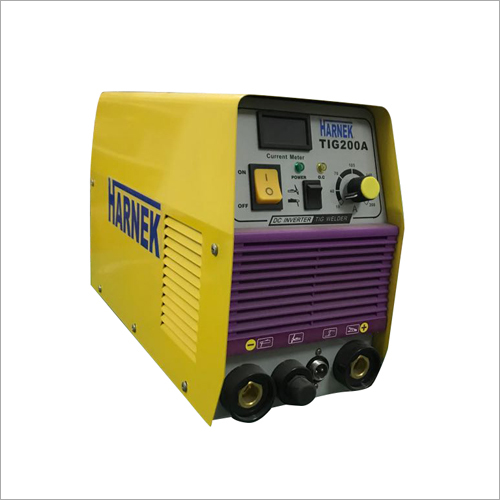 DC Inverter TIG Welding Machine