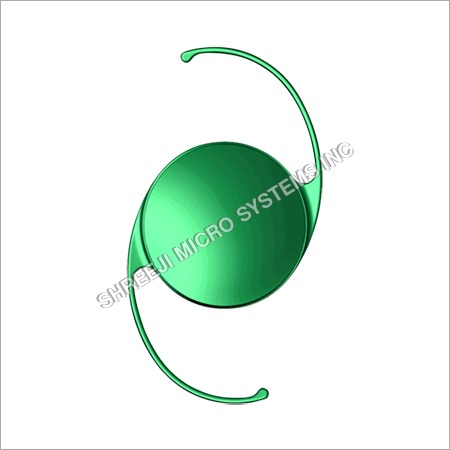 PMMA Intraocular Lenses Rigid Lens