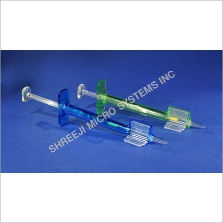 Disposable Injector & Cartridge