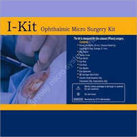 Disposable Phaco Surgery Kit
