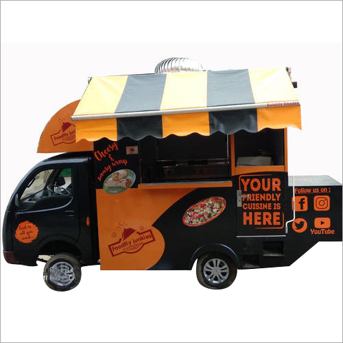 Roadside Catering Van