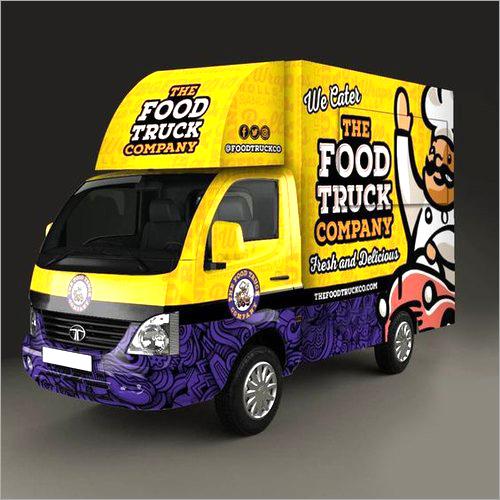 Mobile Street Food Truck