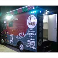 Food Truck Van