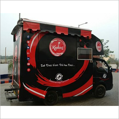 Portable Food Van
