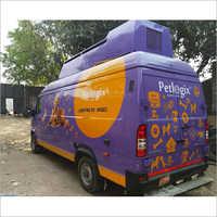 Prtable Pet Grooming Van