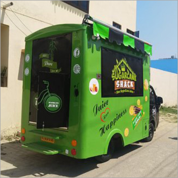 Portable Juice Van