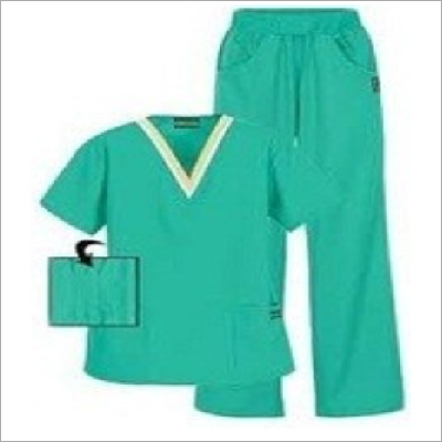 Hospital Patient Uniform Set