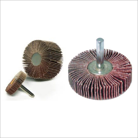 Abrasive Flap Mop Wheel
