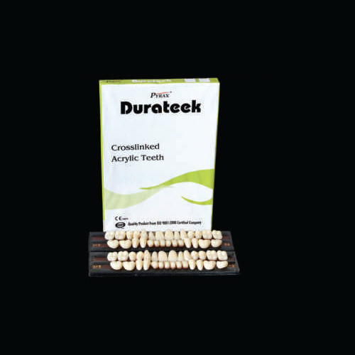 Durateek Single Layer Teeth