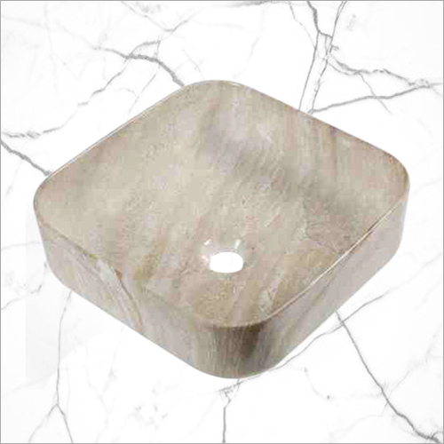 Square shape Table Top Basin