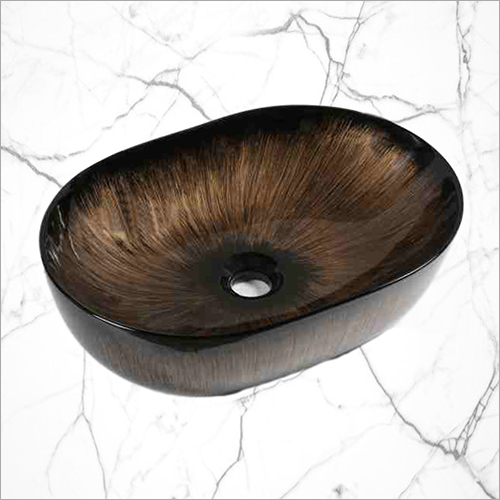 Oval shape Wash Basin
