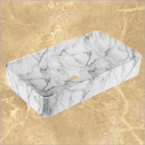 Rectangular shape White Table Top