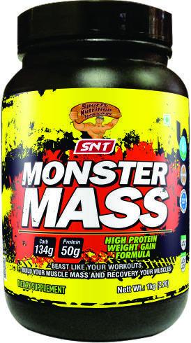 Monster Mass Weight Gainer