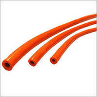 Automotive Orange Silicone Hose