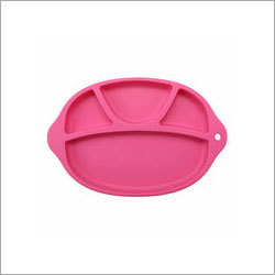 Kids Silicone Plate