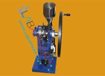 Tablet Making Machine Labappara
