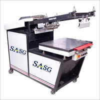 Clam Shell Screen Printing Machine