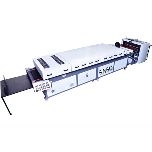 Blister Roller Coater Machine