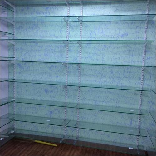 Wall Mounted Glass Rack
