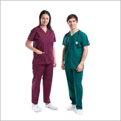 Doctor Staff Uniform
