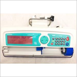 Syringe controler system