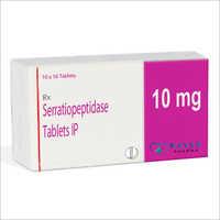 serratiopeptidase Tablets