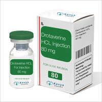 Drotaverine HCL Injection