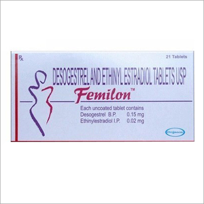 Desogestrel And Ethinyl Estradiol Tablets