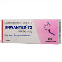 Levonorgestrel tablets