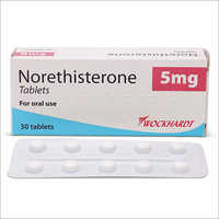 5 MG Norethisterone Tablets